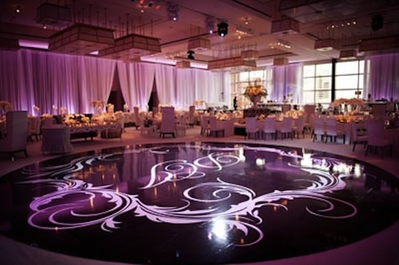 Customizing Your Wedding Dance Floors Strawberry Milk