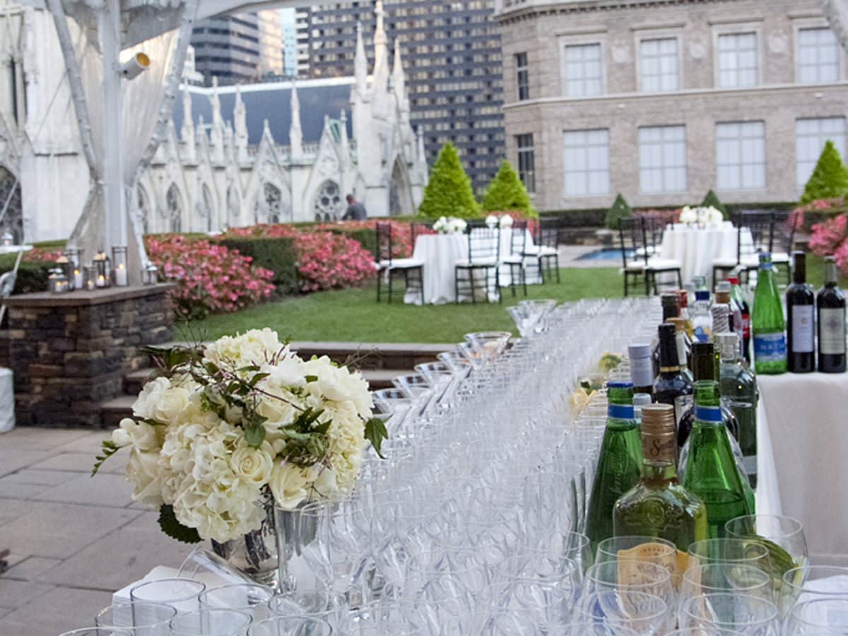 Garden Venue In Nyc