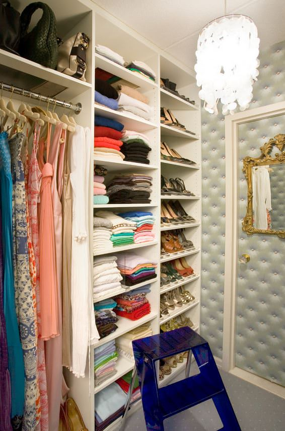 Organizing A Closet Can Seem Daunting For Anyone Who Isnu0027t A Natural Type A  But Have No Fear! Melanieu0027s Three Step Process Will Have Your Closet ...
